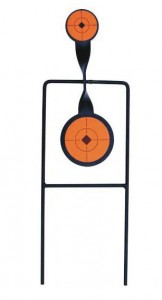 Double target spinner