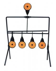 5 Target spinner